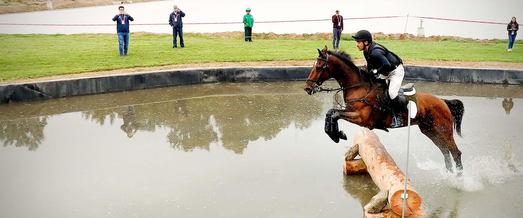 Equestrian Pan American Games Lima 2019