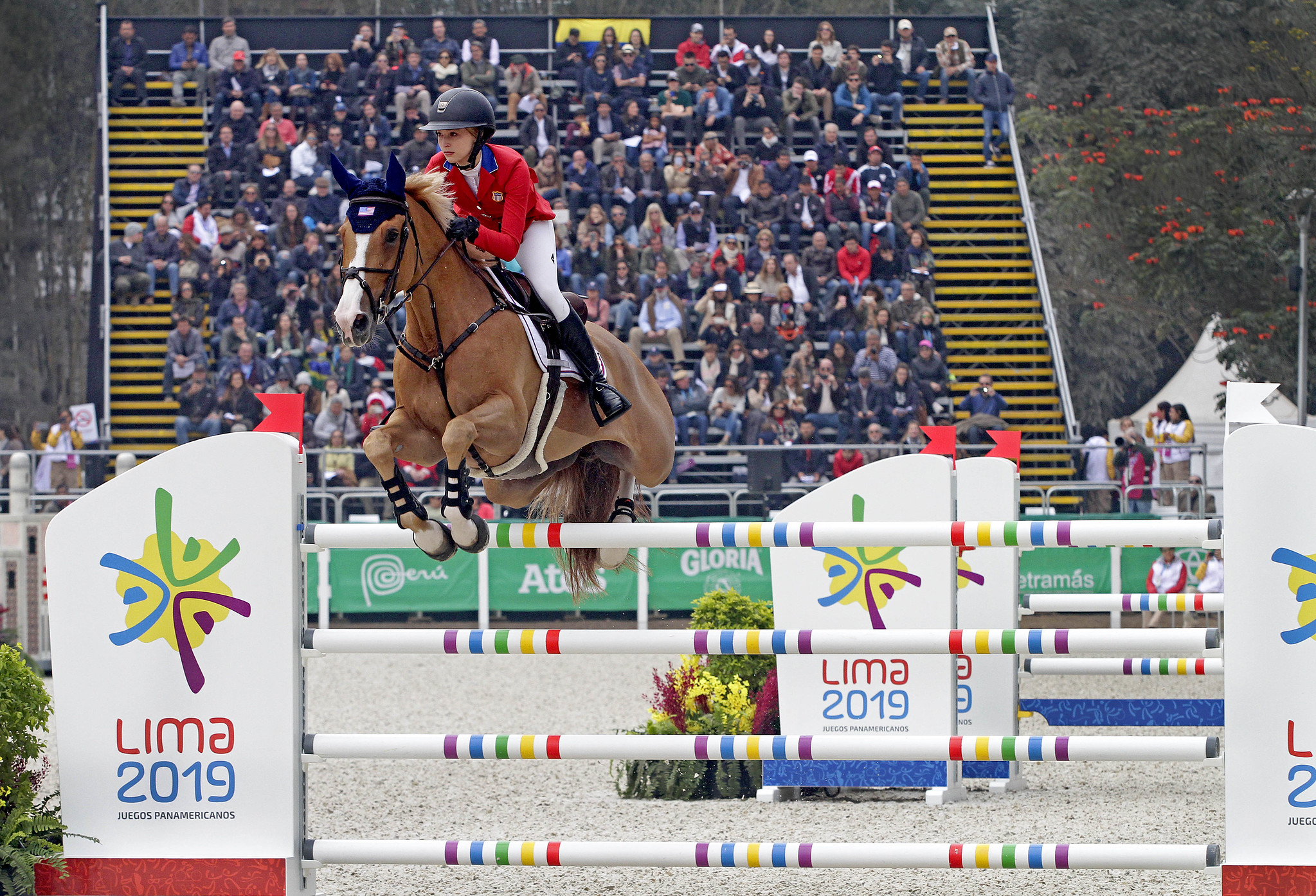Calendario Slalom 2020.Lima 2019 Eve Jobs Stands Out In First Round Of Equestrian