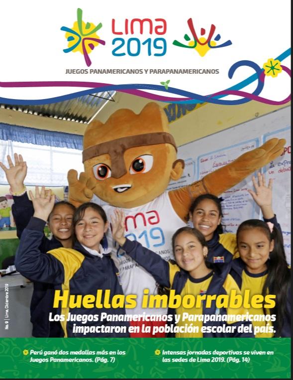 Revista Diciembre 2019 : Huellas Imborrables