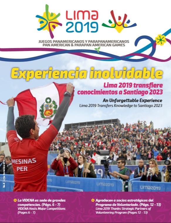 Revista Noviembre 2019 : Experiencia Inolvidable