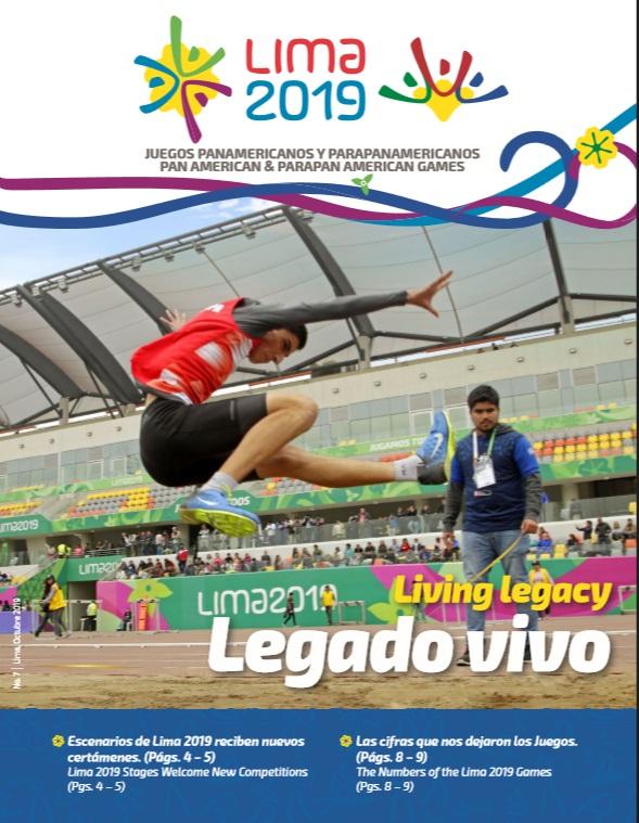 Revista Octubre 2019 : ¡Legado Vive!