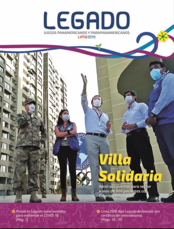 Revista Marzo 2020 : Villa Solidaria