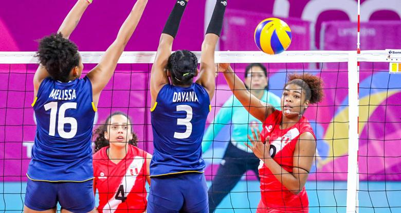 Volleyball Pan American Games Lima 2019