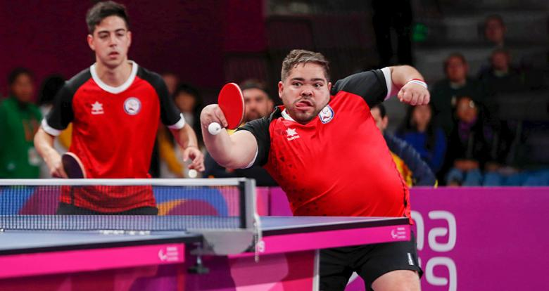 Para Table Tennis | Lima 2019 Parapan American Games