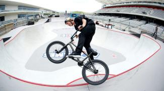 Ciclismo BMX Freestyle