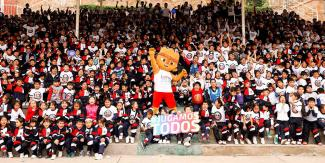 "Twenty-one schools in Lima already experienced the ""Soy Lima 2019"" campaign"