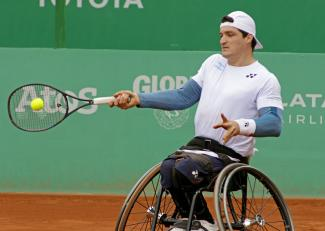 Calendario Tenis 2020.Lima 2019 The Best Wheelchair Tennis Player Seeks To Qualify For