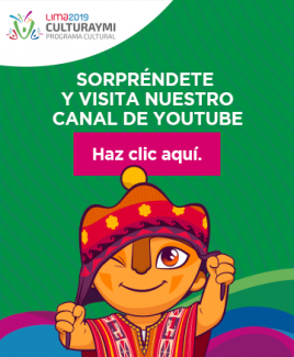 Canal de YouTube Culturaymi