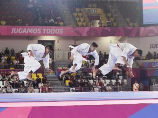 Lima 2019 El Karate Suma El Octavo Oro Para El Perú