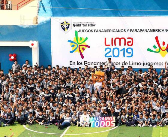 "The ""Soy Lima 2019"" campaign will continue in Villa El Salvador"