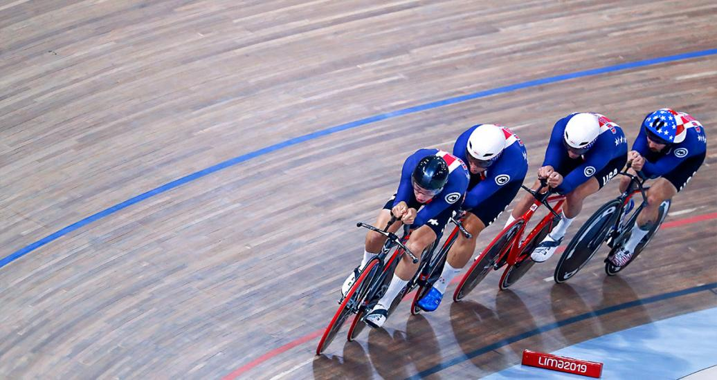 Track Cycling 03/08 | Lima 2019