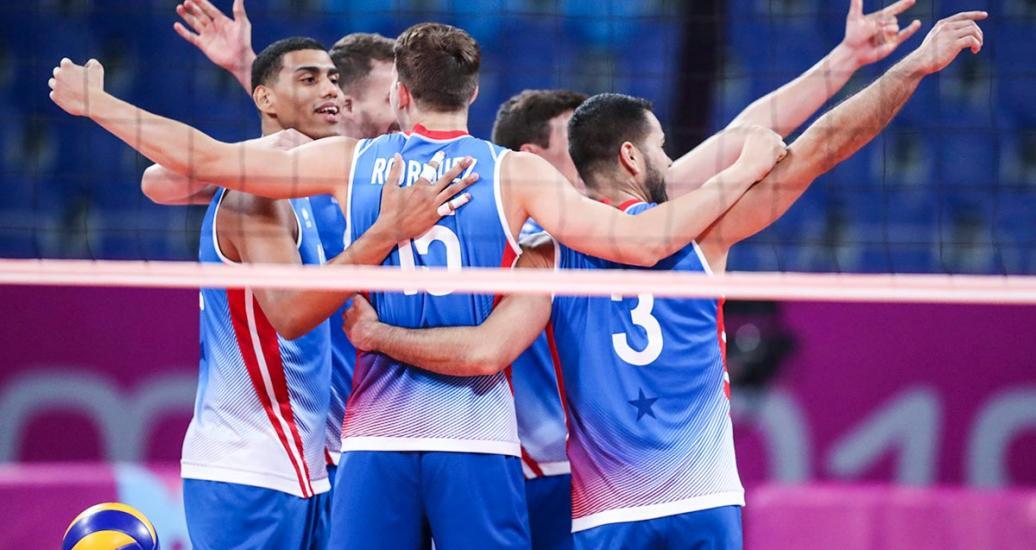 Pablo guzman volleyball puerto rico
